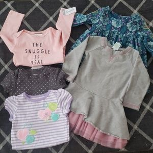 Other - 5 Piece Lot of 18 Month Girls Clothing